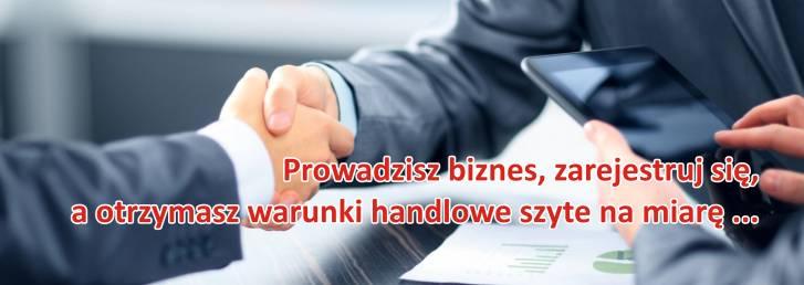 biznes z tekstem