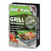 GRILL & PARTY GRILL JEDNORAZOWY