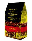 GRILL & PARTY PREMIUM BRYKIET 2kg
