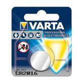 VARTA BAT Bateria CR 2016