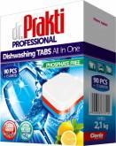 dr.PRAKTI TABLETKI DO ZMYWAREK 90szt+15szt gratis