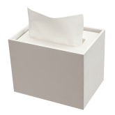 SOFTI DYSPENSER SERWETEK/N4 DREWNO/BIALY 16x21