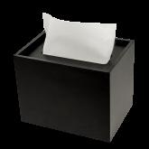 SOFTI DYSPENSER SERWETEK/N4 DREWNO/CZARNY 16x21