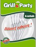 GRILL & PARTY ZESTAW GRILLOWY a`18szt