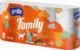 GRITE HM PAPIER FAMILY/8/BIALY/3W