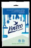 LINTEO SCIERKA MIKROFIBRA UNIWERSALNA 30x35cm