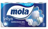 MOLA CLASIC PAPIER TOALETOWY a`8szt BIALY