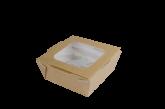 HUH TASTE BOX/OKNO 125x125H60 a`140szt (OIRAF0005)