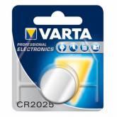 VARTA BAT Bateria CR 2025